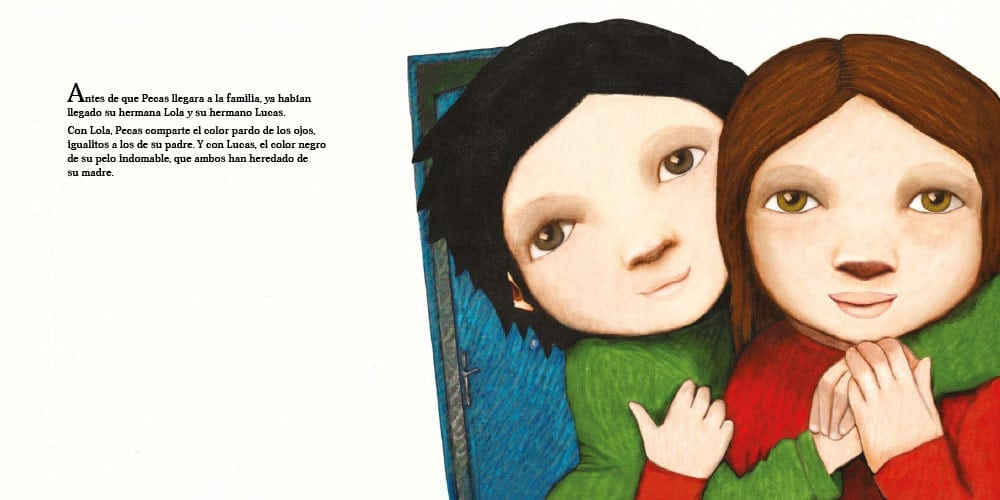 ropa y… ¡hasta cuentos que son para niños y otros para niñas!