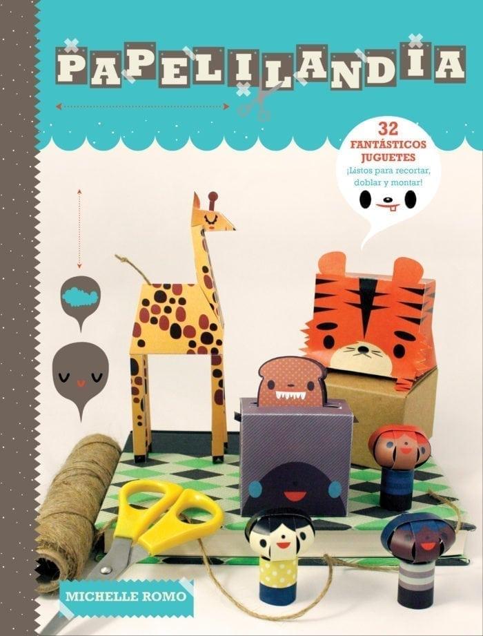 Un libro de actividades para dedicarle horas y horas. Los personajes de Michelle Romo