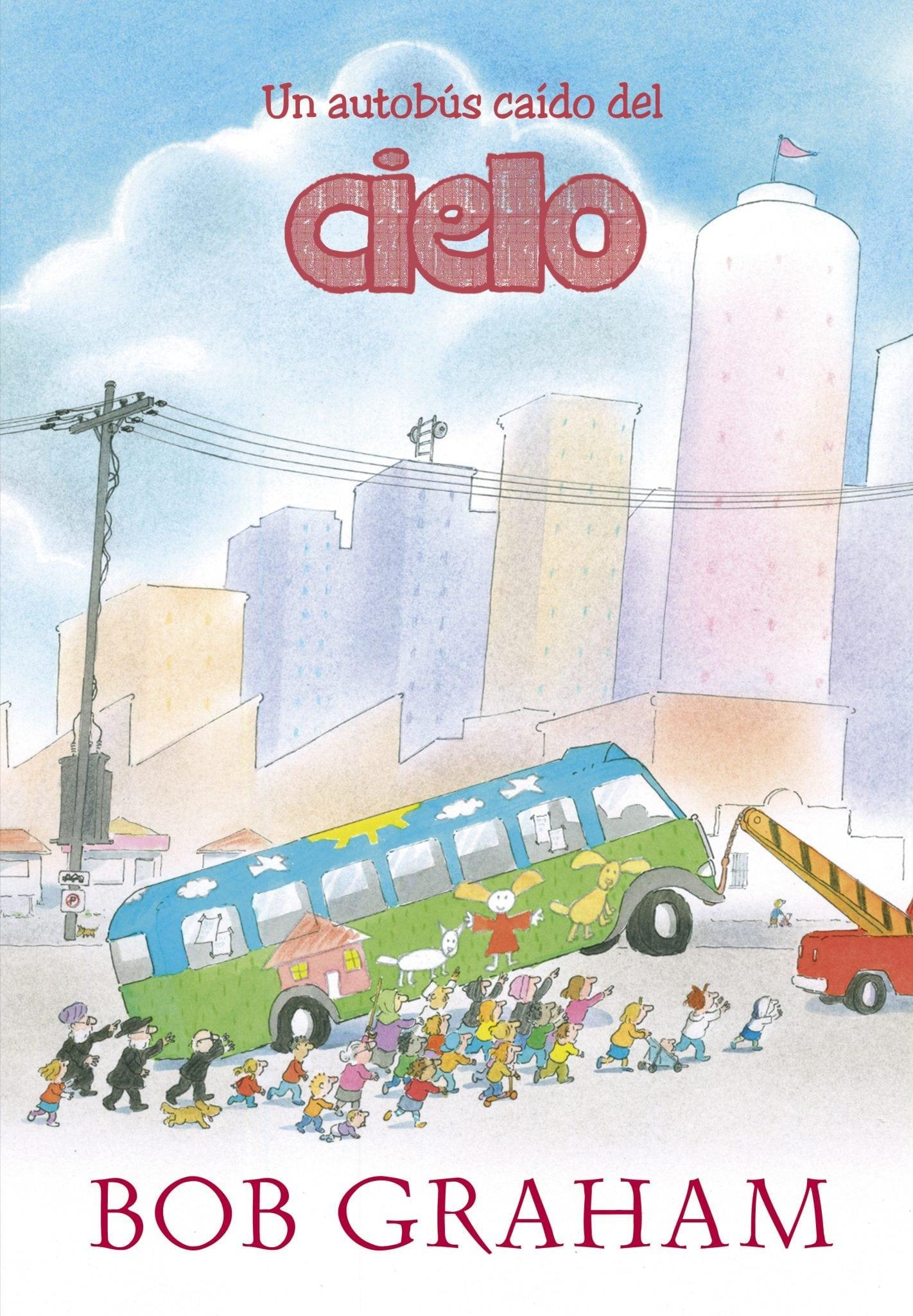 Un libro sobre la tolerancia y la lucha por unos principios. ¿De verdad puede conseguir un autobús destartalado que todo un vecindario se ponga de acuerdo? ¡Sí! Esta es la historia de un autobús caído del cielo.