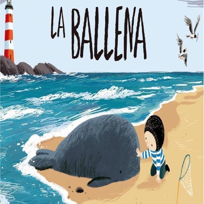 una ballena varada en la playa y una amistad que cambiará sus vidas para siempre.