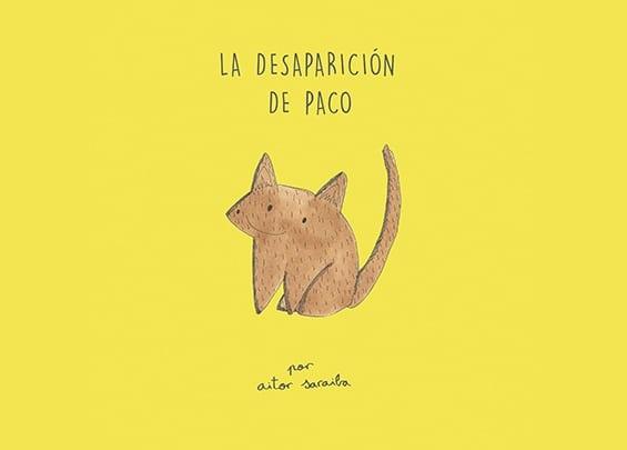 Un buen día Paco se perdió.