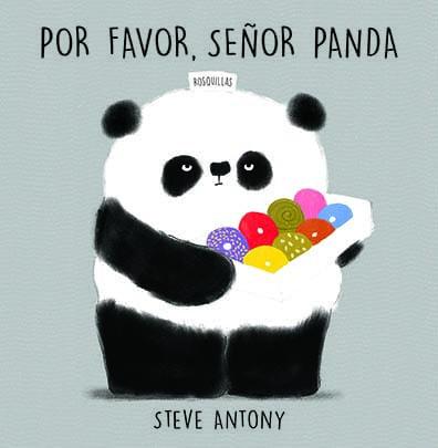 El Señor Panda pregunta a varios animales