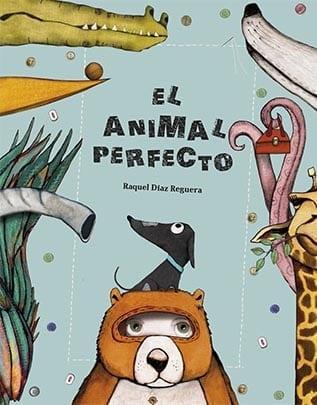 """La profesora ha dicho a los niños en la escuela que la próxima semana se disfracen de su animal favorito. Valentina quiere ir como """"el animal perfecto"""". Pero ¿cuál es?"""