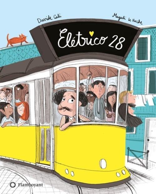 subir al Elétrico 28 no es subirse a un tranvía cualquiera.