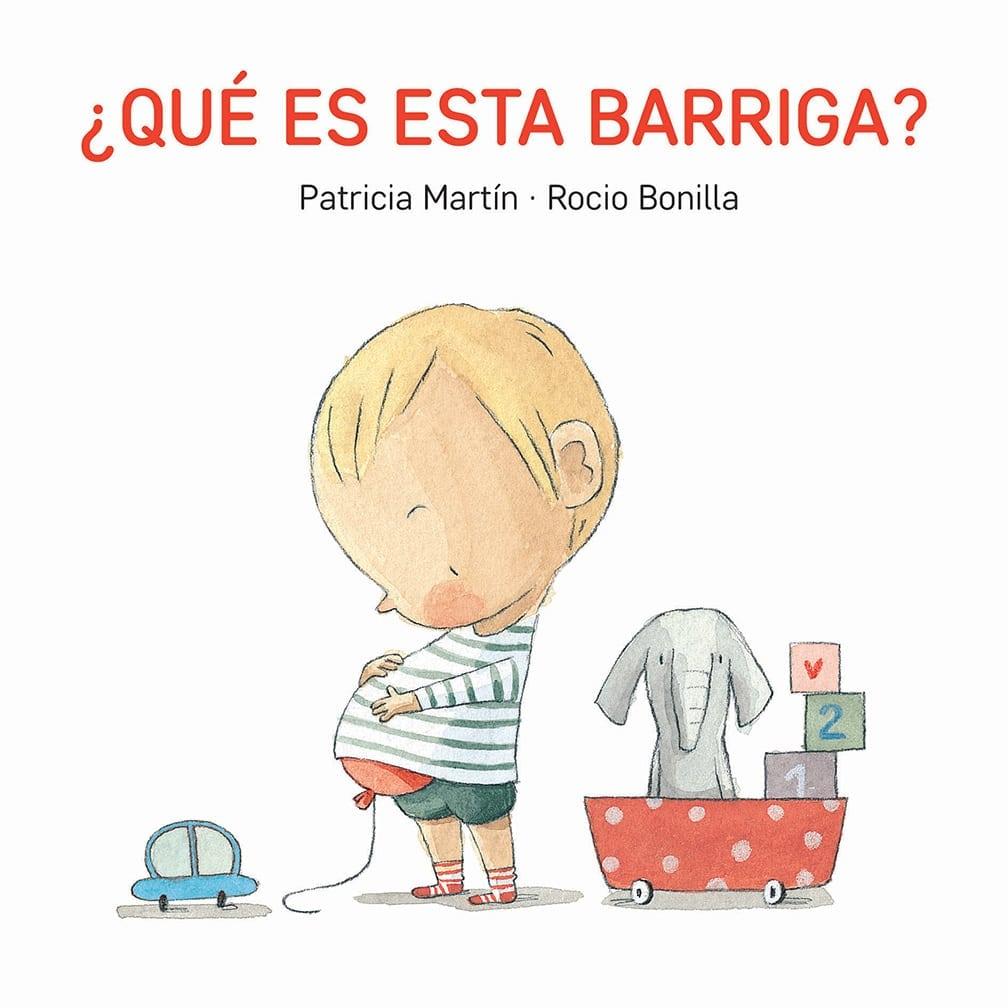 Un precioso libro mudo de cartón destinado a los más pequeños (0-3 años) que trata