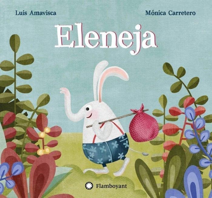 La mamá de Eleneja es una jirafa