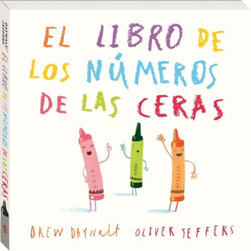 Un libro ideal para los primeros lectores para que que aprendan los números de una forma divertida.