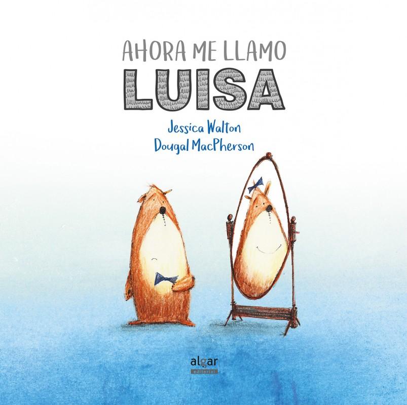 Martín y su osito Luis juegan cada día. Muchas veces los acompaña su amiga Ada. Pero un día