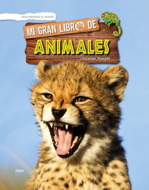 Un gran libro sobre los mamíferos
