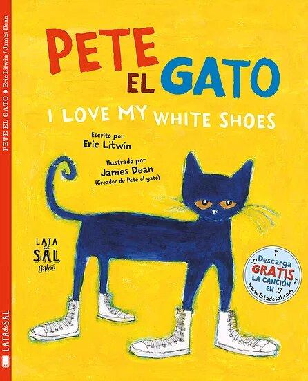 Pete el gato es un fenómeno de la literatura infantil en EE. UU. desde su primera publicación. Su primera historia