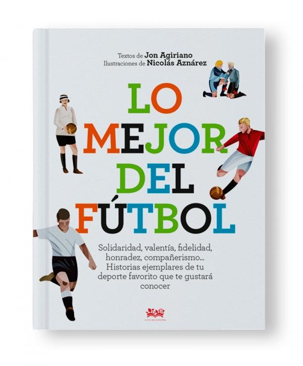 Dieciocho historias de futbolistas que