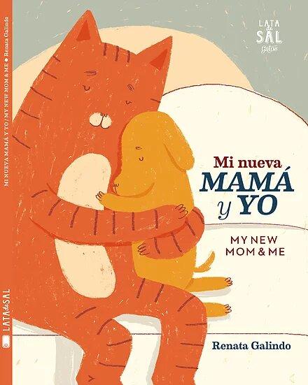 La nueva mamá es una gata