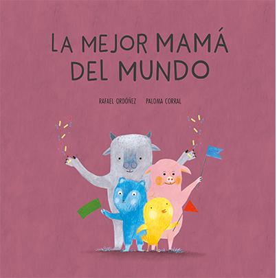 Pollito tiene la mejor mamá del mundo. ¡Pero también Ternero! ¡Y lo mismo dice Lechón! Cuando los tres amigos van al bosque a jugar