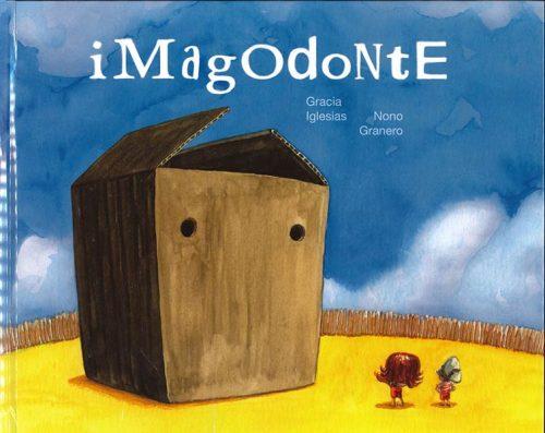 El Imagodonte es un animal tan difícil de encontrar que no falta quien asegura que no existe (pero esa incredulidad le saldrá cara