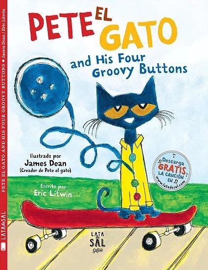 Pete el gato es un fenómeno de la literatura infantil en EE. UU. desde su primera publicación. Hoy en día se ha convertido en BESTSELLER de la Lista del NY TIMES y en todas las librerías y escuelas es un libro imprescindible. En esta segunda historia