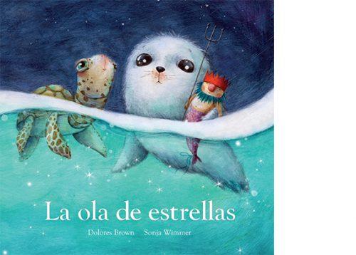 ¿Qué pasaría si una foca y una tortuga se transformaran en humanos? La leyenda dice que si un animal del mar ve el arcoíris lunar… ¿Podrán Mimbi y Kipo volver a ser quienes eran? ¿Podrán regresar al mar?