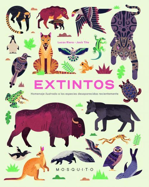 en lo que los científicos suelen llamar la Sexta Extinción. A menudo