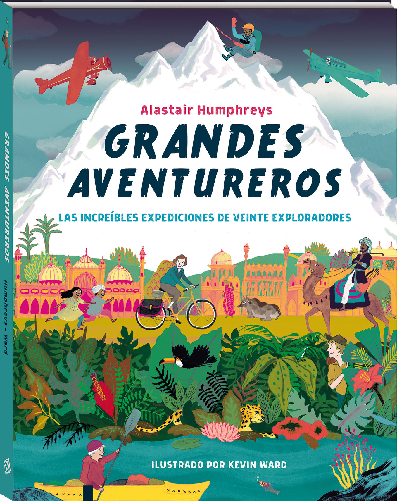 Seleccionado para los Premios Teach Primary al mejor libro de no ficción de 2019 para escuelas.