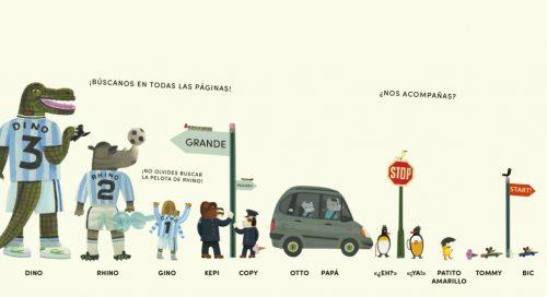 juegos lingüísticos y binomios léxicos
