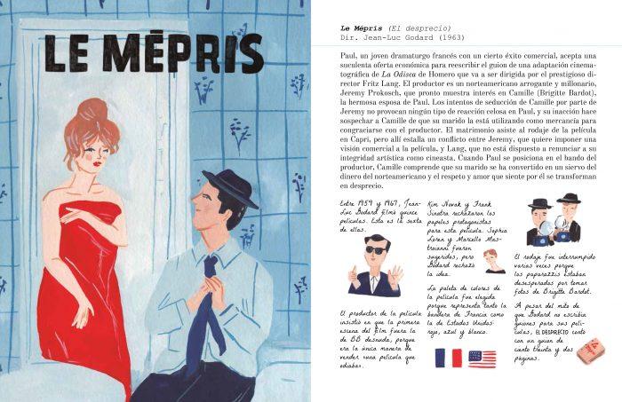 espontánea y libre de narrar que caracterizó el cine de la nueva ola francesa