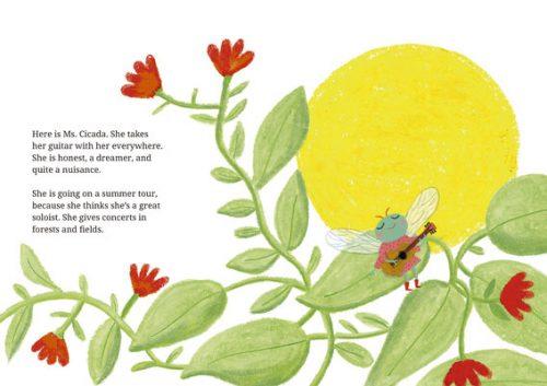 ilustrado por Natascha Rosenberg y con la adaptación teatral de Sefa Bernet
