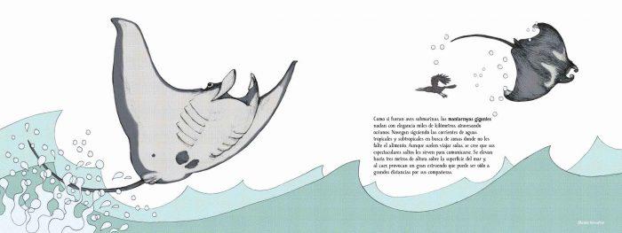 """ROQUE . Lectura en el sentido opuesto al tradicional (pasando las páginas de derecha a izquierda). • Historia de ficción: durante toda la lectura de """"VIAJEROS EXTRAORDINARIOS"""" se observa a lo lejos un pájaro tordo llamado Roque"""
