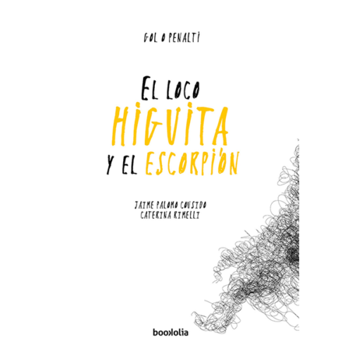 El loco Higuita y el escorpión es el primero de los títulos de la colección 'Gol o penalti'