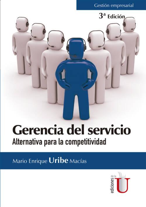 En este libro se recorre paso a paso el modelo conceptual y metodológico de la gerencia como alternativa efectiva para que la empresa y su alta dirección construyan ventajas competitivas que le garanticen sobrevivir y le contribuyan a crecer