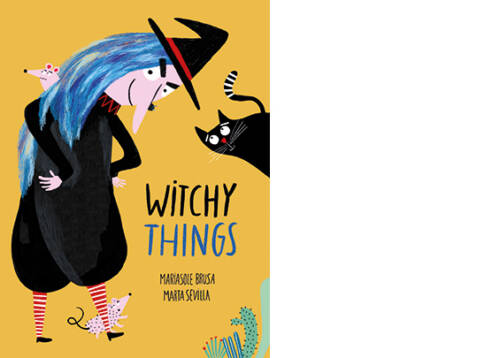 This witch wants to steal a kid. She flies on her broom and sees Adam playing with his dolls. The winning text of the contest Narrating Equality from the author Mariasole Brusa