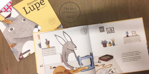 Lupe es una maravillosa obra ilustrada que nos habla de la importancia de mostrarnos al mundo tal y como somos.