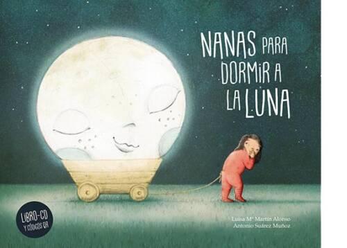 Veinticuatro nanas en un libro CD ilustrado
