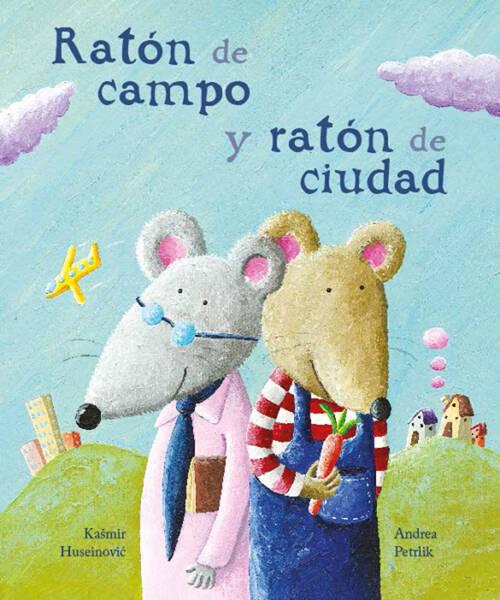 Esta versión retoma la conocida fábula de los ratones que visitan regiones desconocidas para ellos.  Esta vez