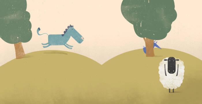 el sol y muchos otros bellos lugares. El final del libro apela a la imaginación de los niños y hará que el lector dé un vuelco a su lectura y vuelva a las páginas anteriores; haciendo énfasis en el juego como actividad principal del infante.