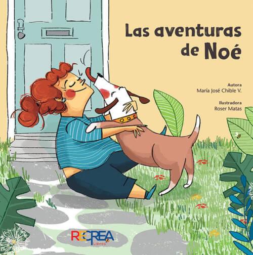 Noé es un perro que