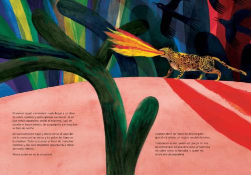 este libro profusamente ilustrado viene a recordarnos el origen de las historias que formaron nuestra cultura. A partir de relatos conmovedores basados en tres leyendas –una quechua
