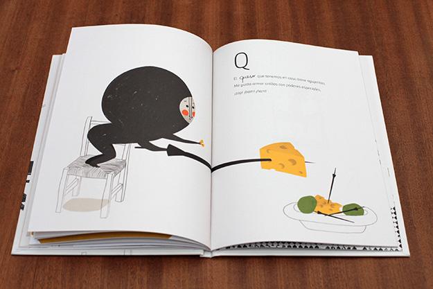 prepara dulces. Un mundo donde las palabras nos ayudan a descubrir la magia de la cocina.