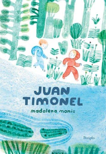Este es el segundo libro de Madalena Moniz