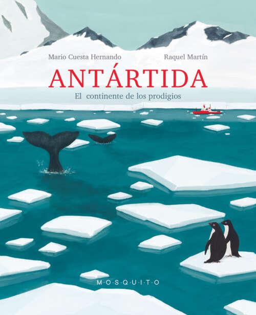 La Antártida es el continente de los prodigios. Allí se ha registrado la temperatura más baja del planeta con -93ºC