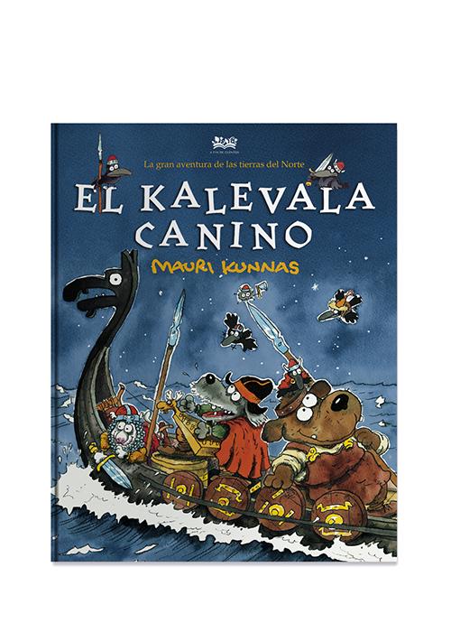 En las lejanas tierras de Kalevala vivía en tiempos remotos una tribu de perros