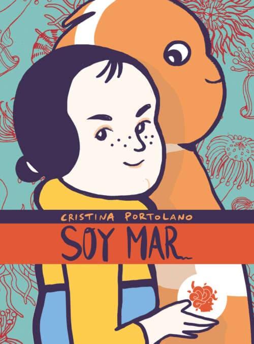 SOY MAR es una historia fantástica que explora la esfera de las emociones
