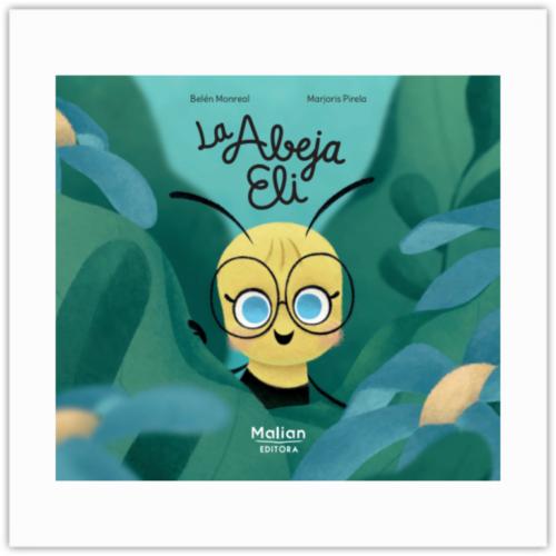 Eli es una alumna aplicada en su escuela. Quiere conseguir la estrella dorada que se otorga a la mejor abeja al acabar el último curso. Tiene que aprender a volar