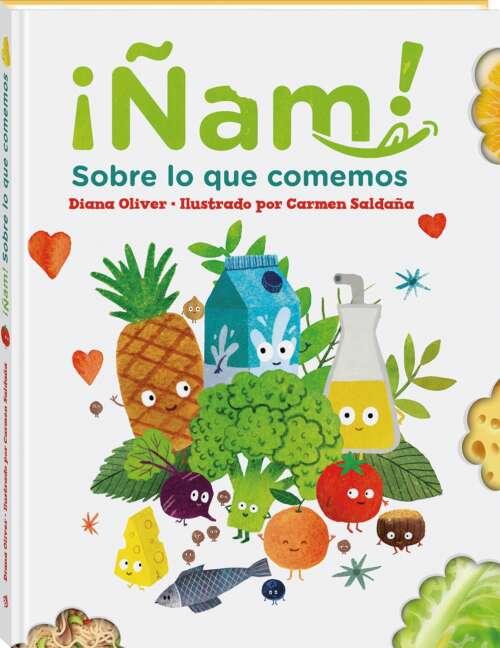 ¿Por qué tenemos que compartir este libro con los jóvenes lectores? Este álbum ofrece datos útiles y atractivos sobre la importancia de la alimentación