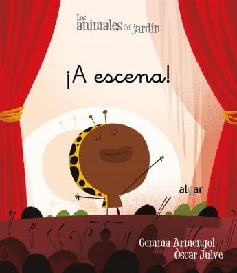La mariquita Antoñita y sus amigos están preparando una obra de teatro y ensayan cada día. Octavio