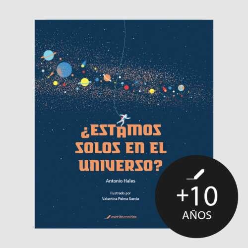 El universo es un lugar de infinitas posibilidades: con alrededor de cien mil millones de galaxias