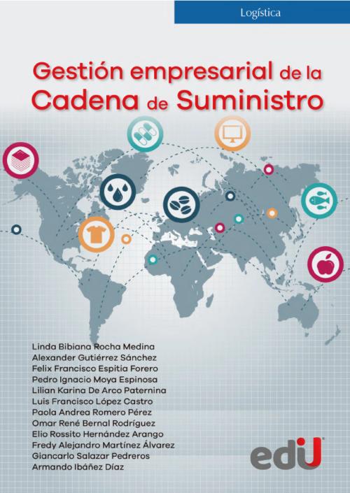 Este texto fue elaborado por trece docentes del área de logística que trabajan en diferentes universidades colombianas